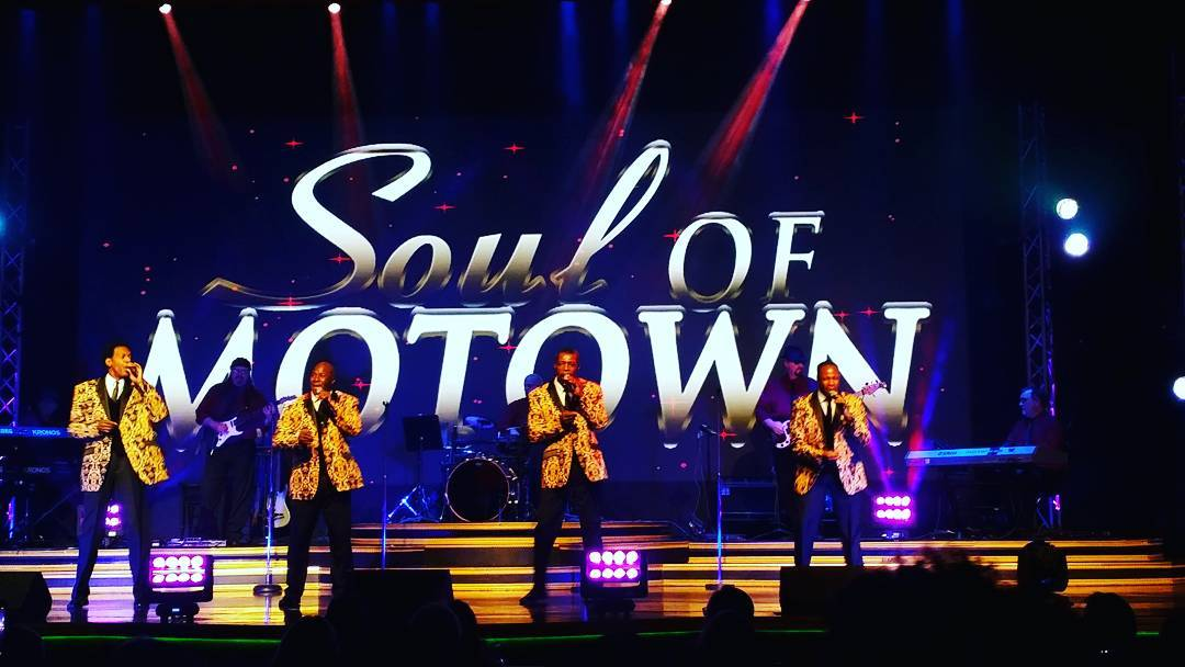 Pigeon Forge Things To Do - Soul of Motown - Original Photo