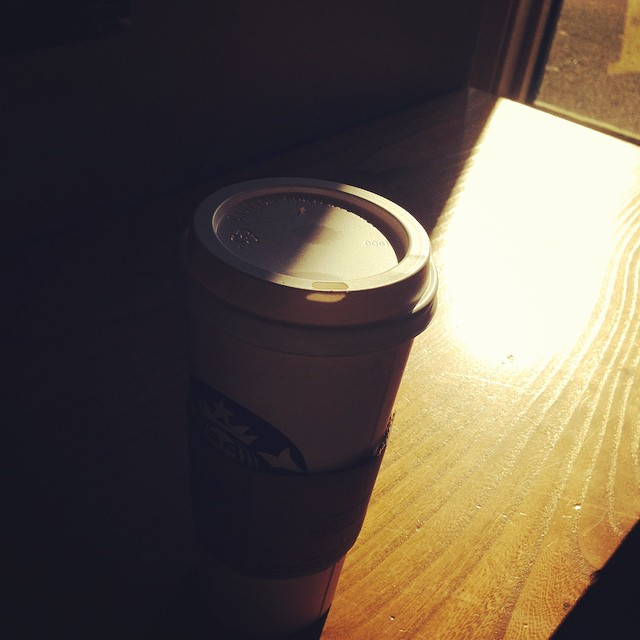 Sevierville Restaurants - Starbucks Tanger Outlets - Original Photo