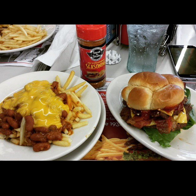 Sevierville Restaurants - Steak 'n Shake - Original Photo