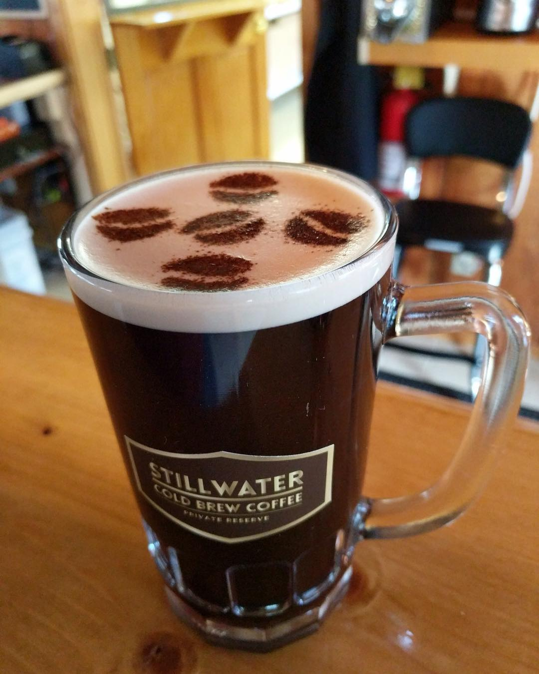 Gatlinburg Restaurants - Stillwater Cold Brew Coffee - Original Photo