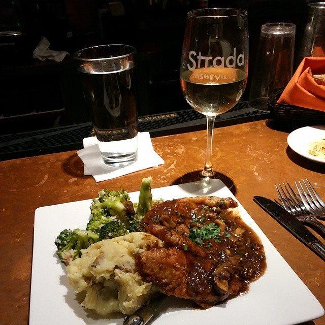 Asheville Restaurants - Strada Italiano - Original Photo