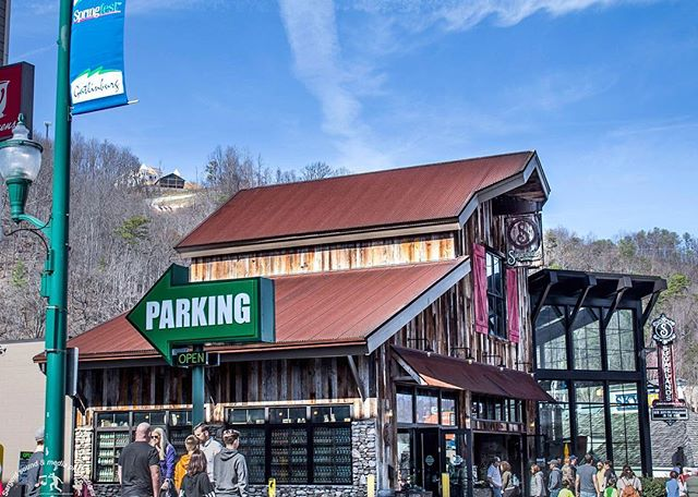Gatlinburg Things To Do - Sugarlands Distilling Company - Original Photo