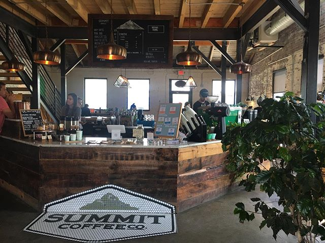 Asheville Restaurants - Summit Coffee Co. - Original Photo
