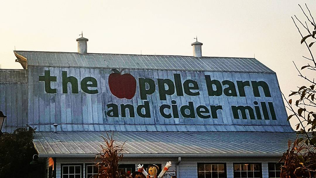 Sevierville Restaurants - The Apple Barn and Cider Mill - Original Photo