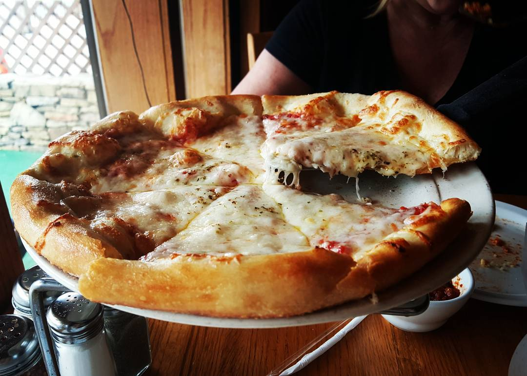 Gatlinburg Restaurants - Best Italian Cafe & Pizzeria in Elks Plaza - Original Photo