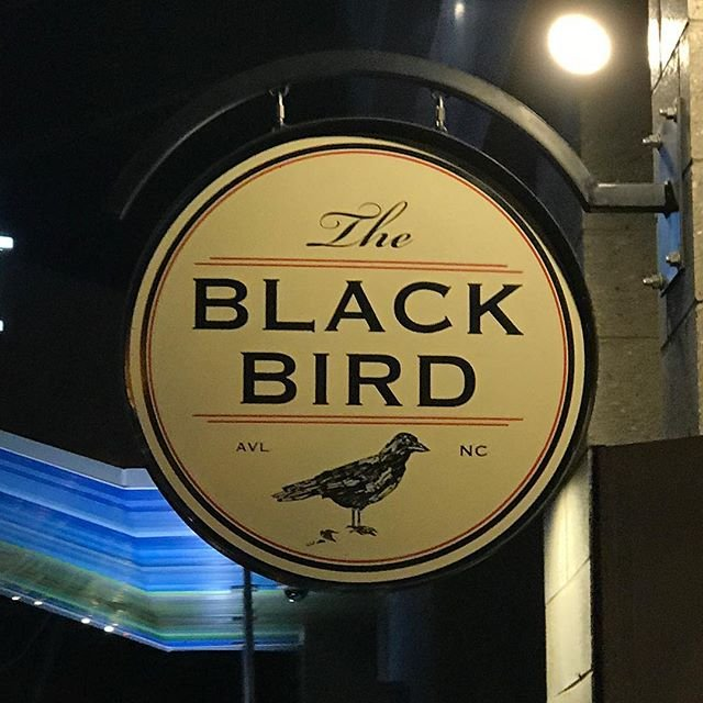 Asheville Restaurants - The Blackbird - Original Photo