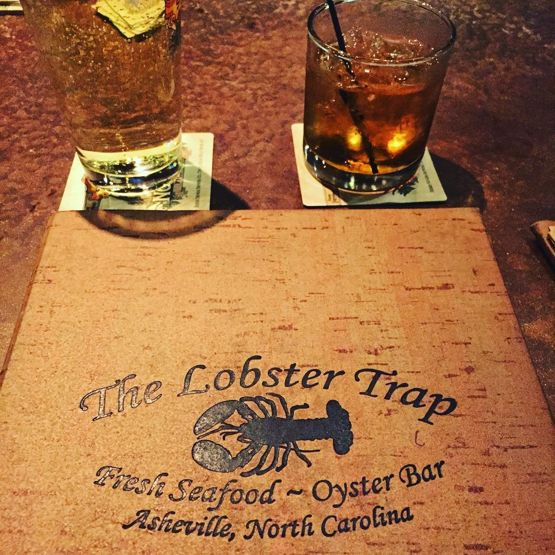 Asheville Restaurants - The Lobster Trap - Original Photo