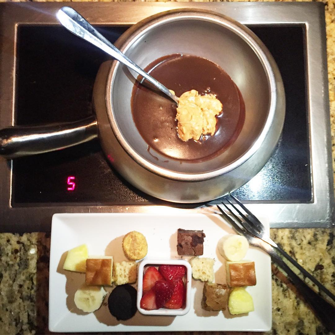 Gatlinburg Restaurants - The Melting Pot - Original Photo