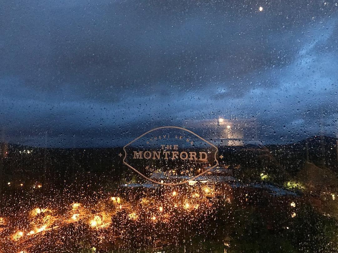 Asheville Breweries - The Montford Rooftop Bar - Original Photo