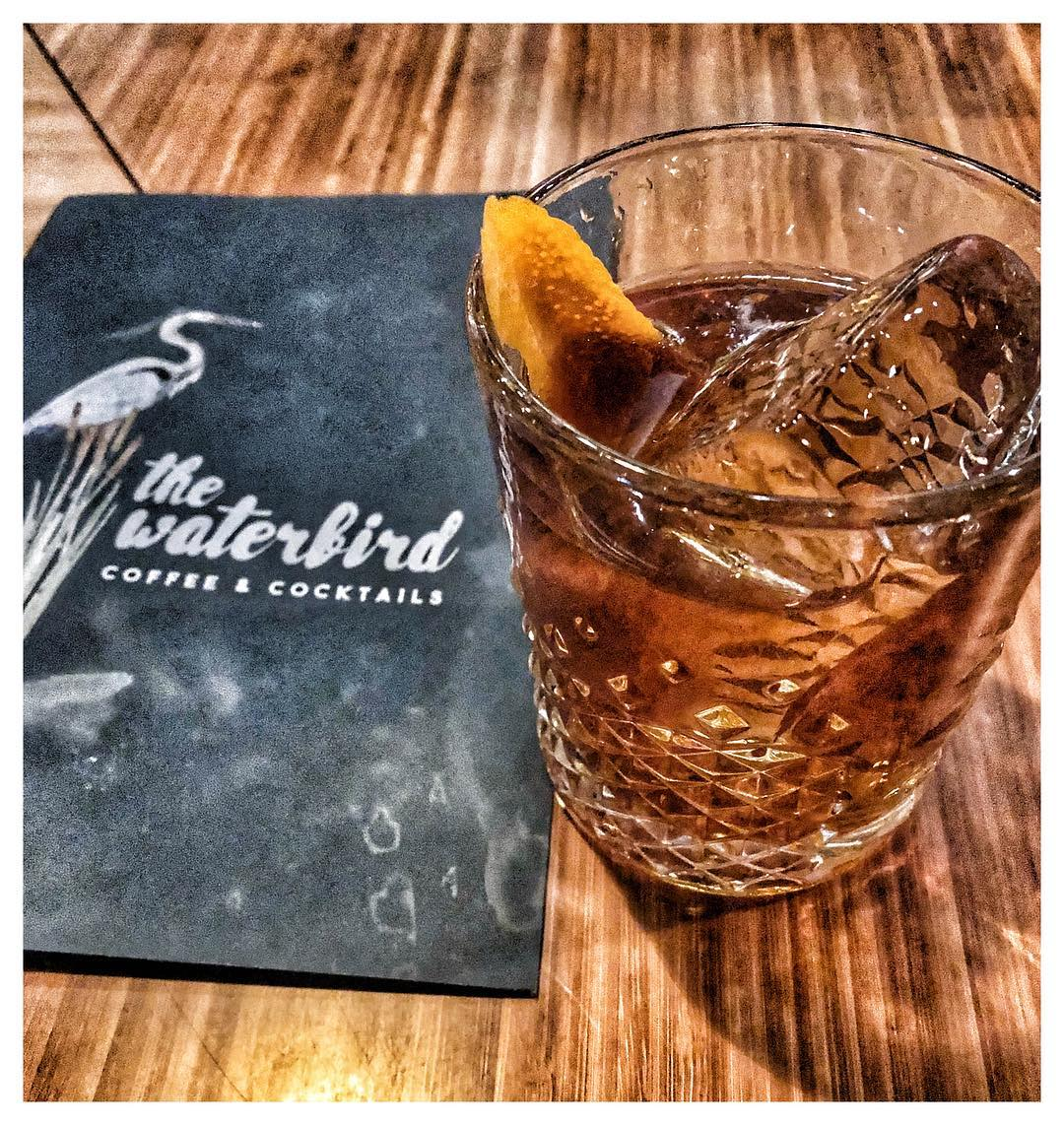 Asheville Restaurants - The Waterbird Asheville - Original Photo