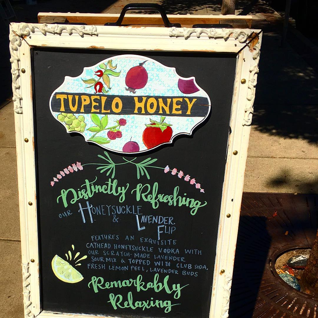 Asheville Restaurants - Tupelo Honey Cafe (Downtown Asheville) - Original Photo
