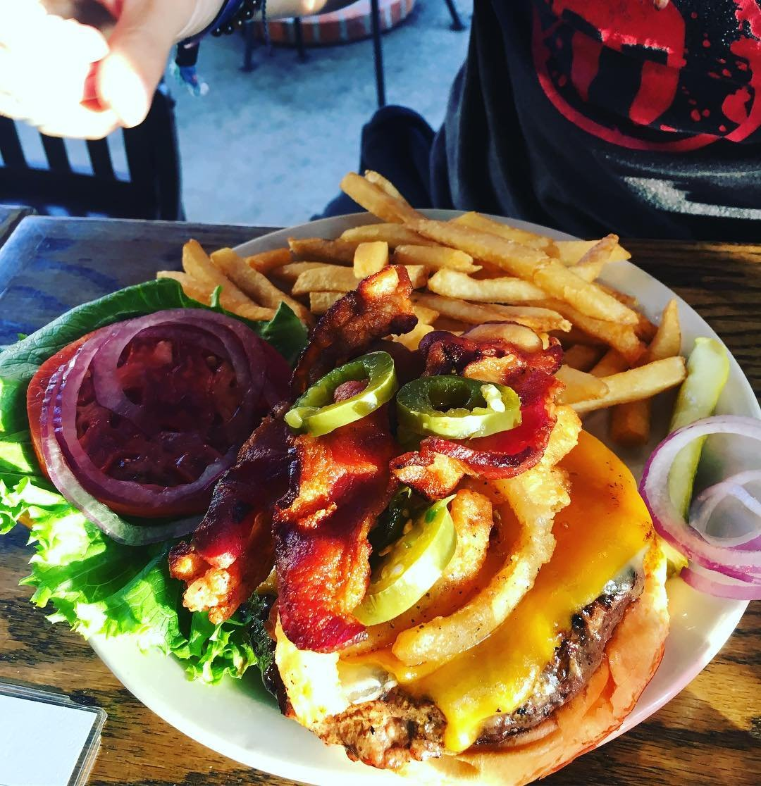 Asheville Restaurants - Universal Joint - Original Photo