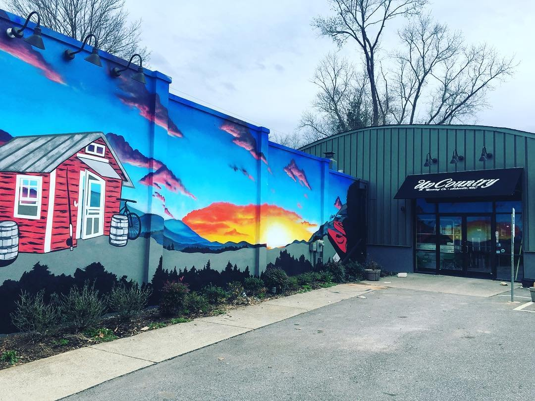 Asheville Breweries - Upcountry Brewing Company - Original Photo