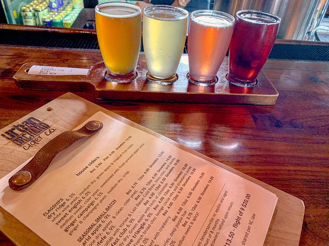 Asheville Breweries - Urban Orchard Cider Co. – West - Original Photo