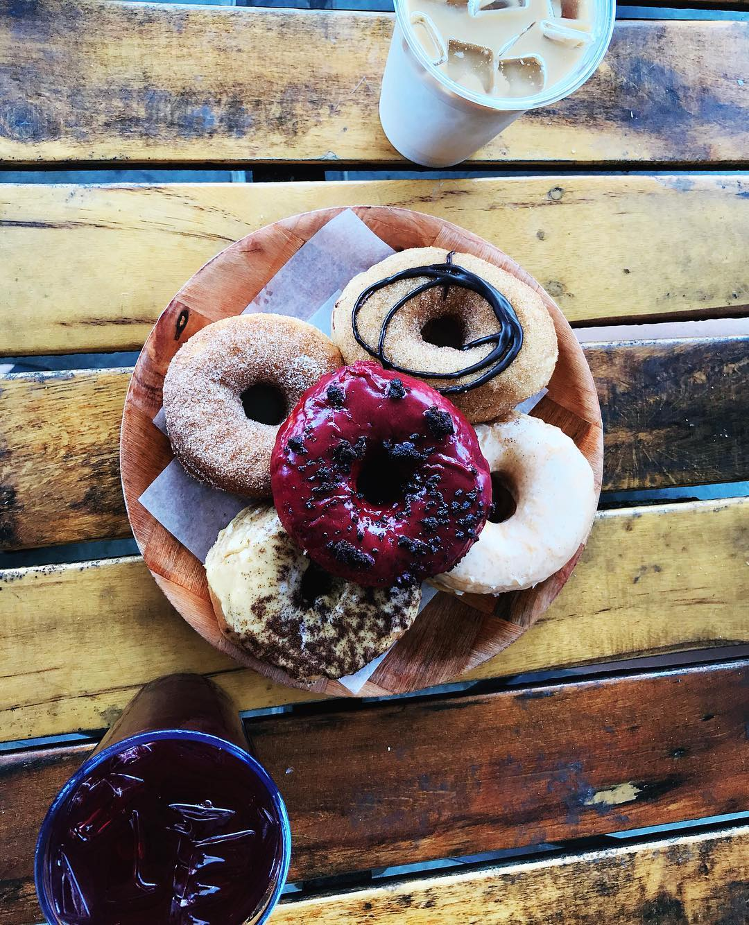 Asheville Restaurants - Vortex Doughnuts - Original Photo
