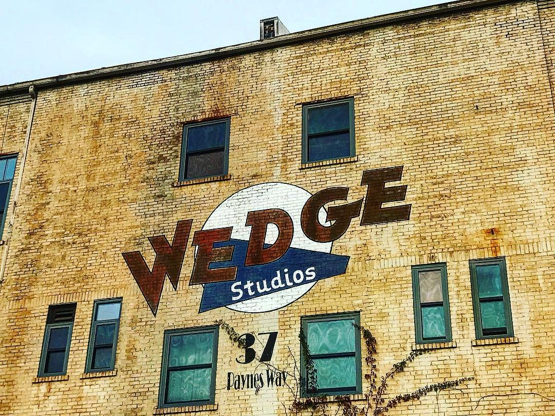 Asheville Breweries - Wedge Brewing Company Studios - Original Photo