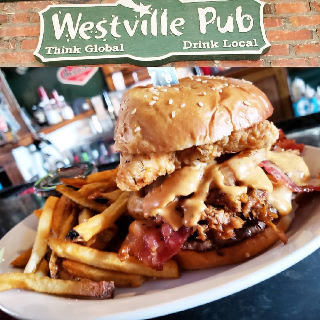Asheville Breweries - Westville Pub - Original Photo