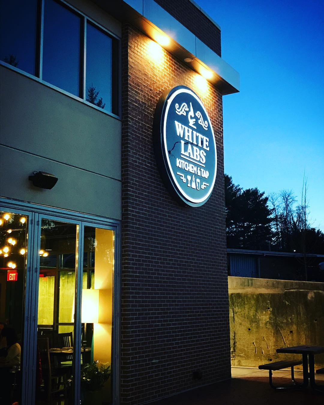Asheville Restaurants - White Labs Kitchen & Tap - Original Photo