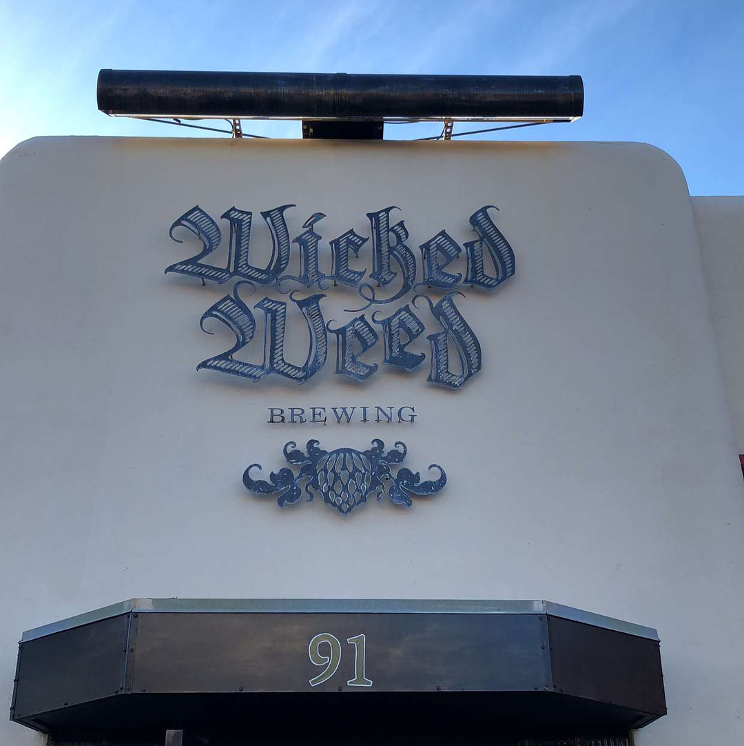 Asheville Breweries - Wicked Weed Brewing - Original Photo