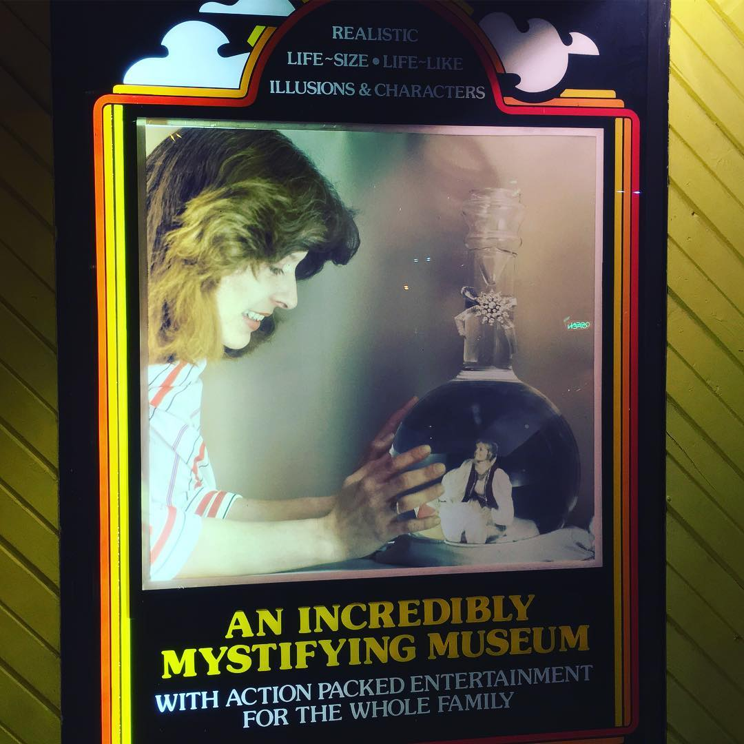 Gatlinburg Things To Do - World of Illusions - Original Photo
