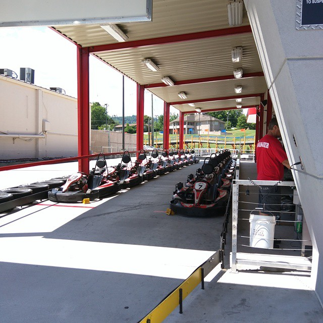 Pigeon Forge Things To Do - Xtreme Racing Center - Original Photo