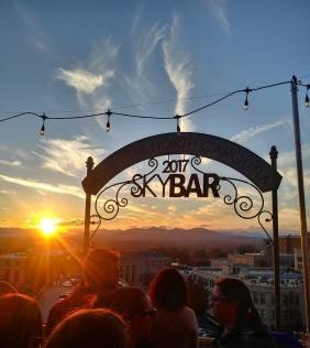 Asheville - SkyBAR at World Coffee Cafe
