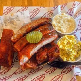 Asheville - Moe's Original BBQ