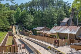 Dollywood - Mountain Slidewinder