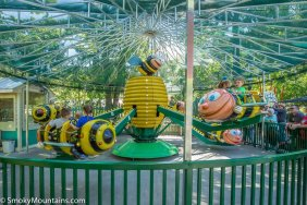 Dollywood - Busy Bees