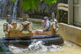 Dollywood - Smoky Mountain River Rampage