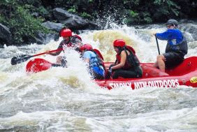 Gatlinburg - Smoky Mountain Outdoors Whitewater Rafting