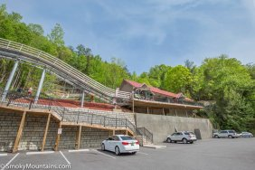 All - Gatlinburg Mountain Coaster