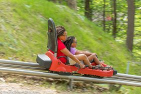 Gatlinburg - Gatlinburg Mountain Coaster