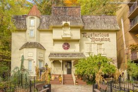 Gatlinburg - Mysterious Mansion of Gatlinburg