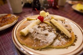 All - Log Cabin Pancake House in Gatlinburg, TN