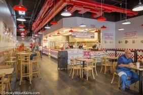 All - Five Guys Burgers and Fries Gatlinburg