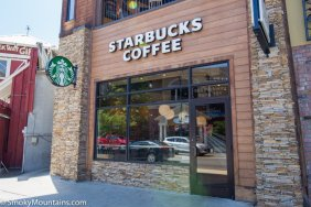 All - Starbucks Gatlinburg