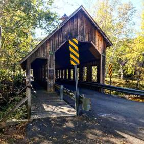 Gatlinburg - Emerts Cove Covered Bridge
