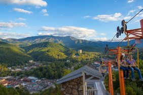 Gatlinburg - Gatlinburg Sky Lift