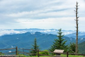 National Park - Clingmans Dome Hike