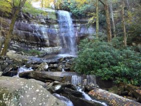 National Park - Rainbow Falls Trail