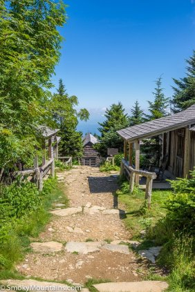 National Park - LeConte Lodge