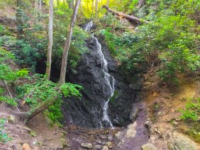 National Park - Cataract Falls Hike