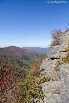 National Park - Chimney Tops Trail
