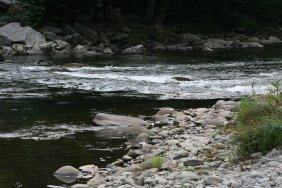 National Park - Oconaluftee River Trail
