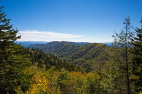 National Park - Newfound Gap Road: 31 Miles of Incredible Mountain Landscapes