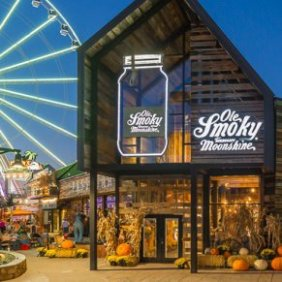 Pigeon Forge - The Island in Pigeon Forge