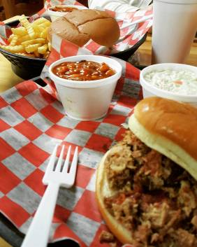 Pigeon Forge - Boss Hoggs BBQ Shack