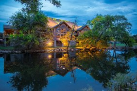 Pigeon Forge - The Old Mill Restaurant