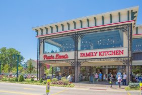 Pigeon Forge - Paula Deen's Family Kitchen in Pigeon Forge, TN